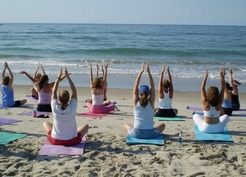 yogathestrand